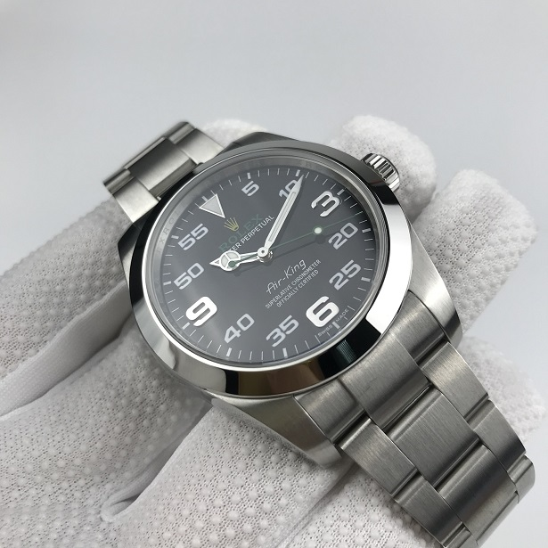 noob-factory-rolex-air-king-116900-ss-automatic-men-watches